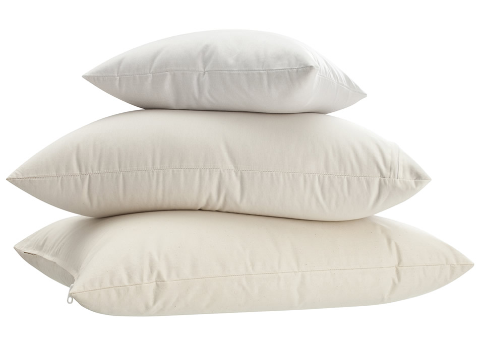 Duplex Buckwheat Hull Night Pillow 100 Organic